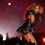 Feb 3, 2013; New Orleans, LA, USA; Recording artist Beyonce performs during the halftime show of Super Bowl XLVII between the San Francisco 49ers and the Baltimore Ravens at the Mercedes-Benz Superdome. Mandatory Credit: Robert Deutsch-USA TODAY Sports