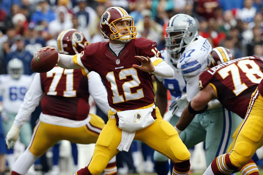 Kirk Cousins switches Washington Redskins jersey number back to No. 8