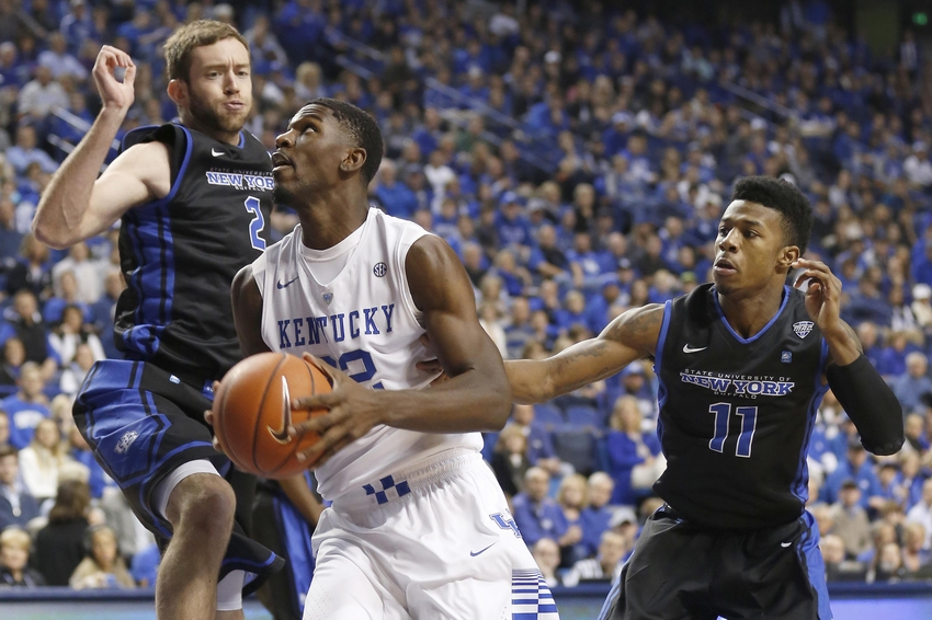 Kentucky Basketball Wildcats Have Two Usa Today: SEC: 5 Ways Kentucky Can Get Better From Poythress Injury