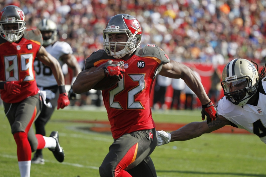 NFL Jerseys Wholesale - Doug Martin Leads Tampa Bay Buccaneers In Jersey Sales For 2014 Season
