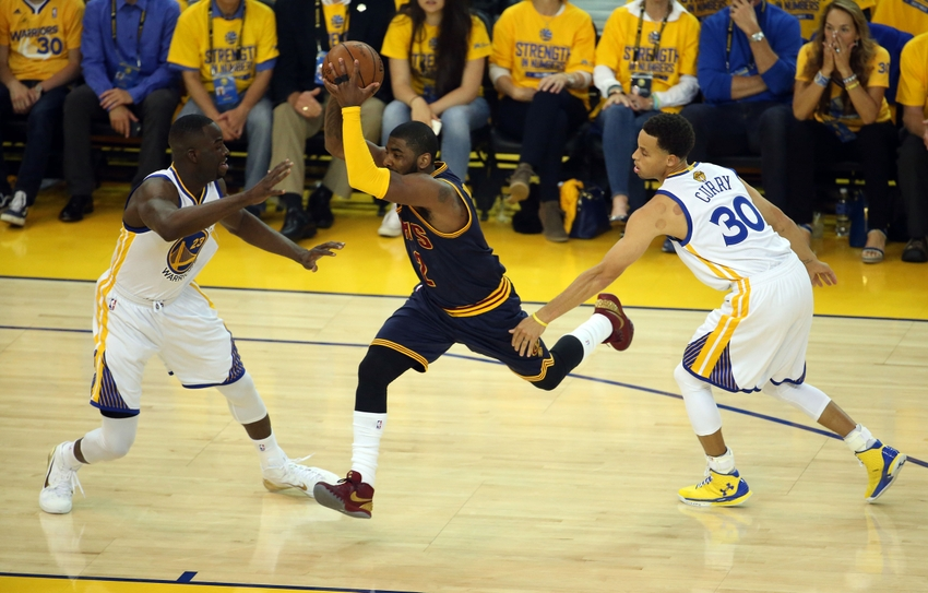 Image Gallery kyrie irving crossover