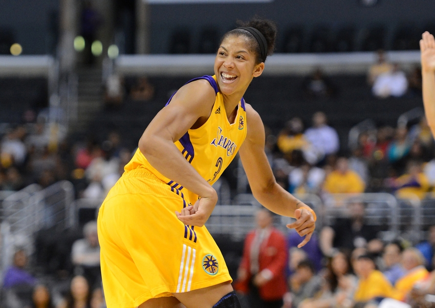 Summer Hoops Heat Index: Episode 6: Candace Parker takes over Candace Parker