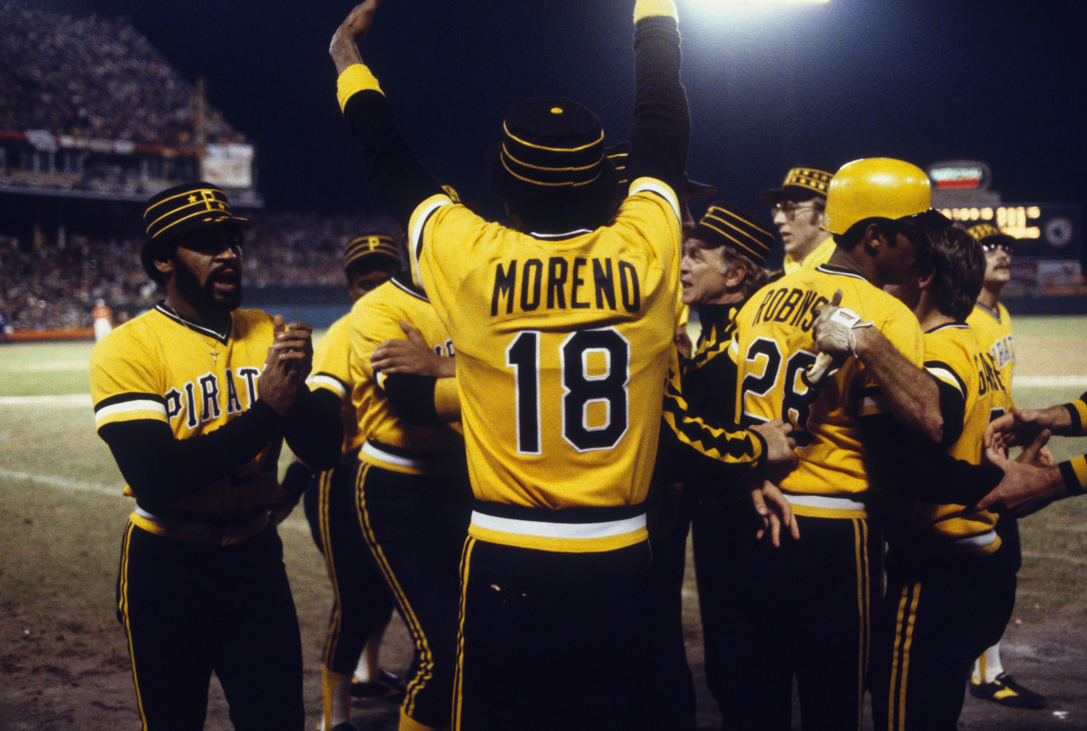 Image result for 1979 pirates getty images
