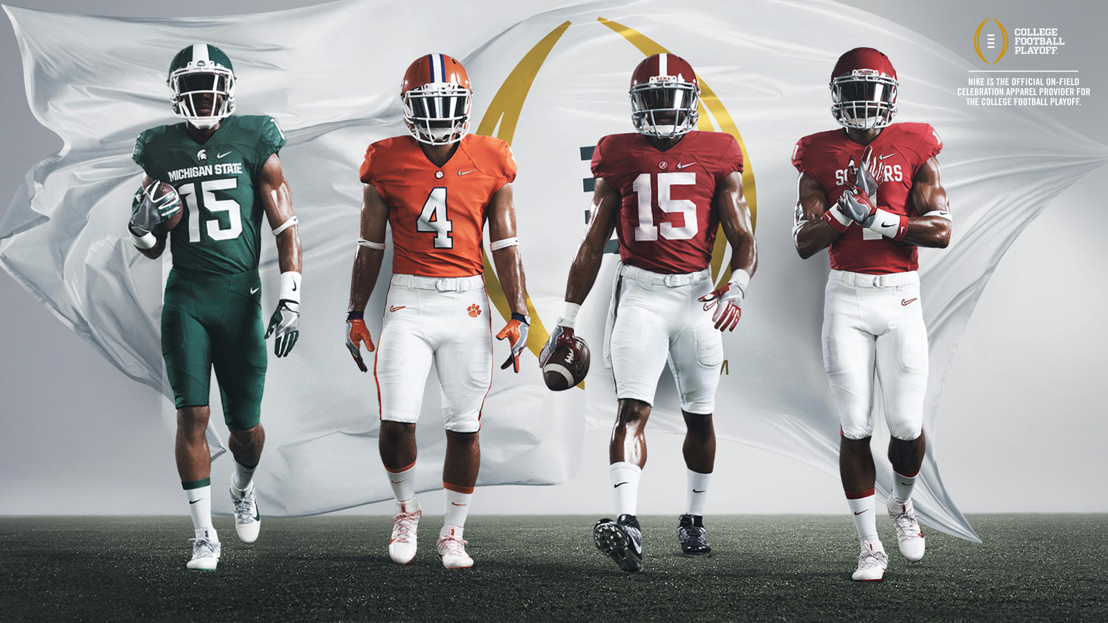 Check Out The College Football Playoff Uniforms Page 5