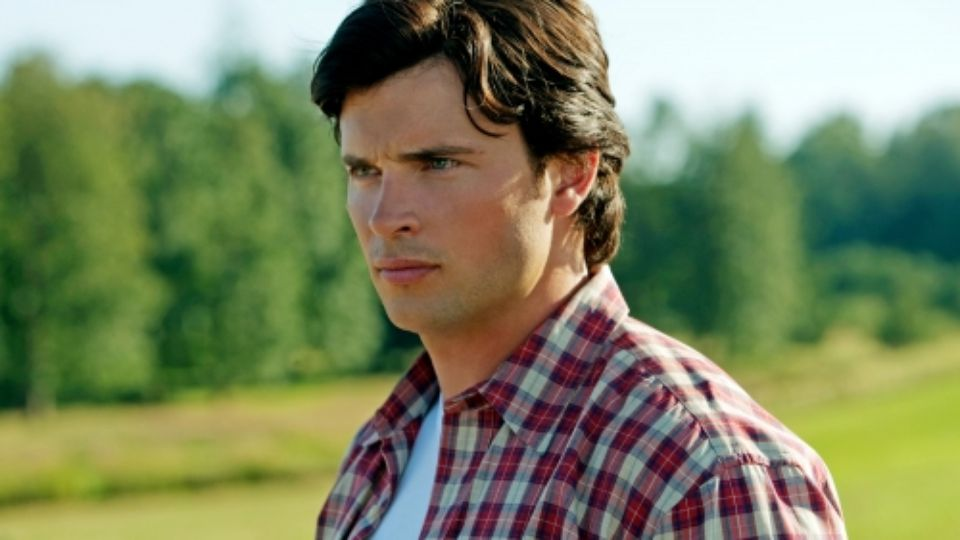 tom welling height