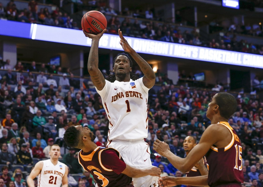 Iowa State     s Jameel McKay does a neat little dance on the bench  Video  FanSided