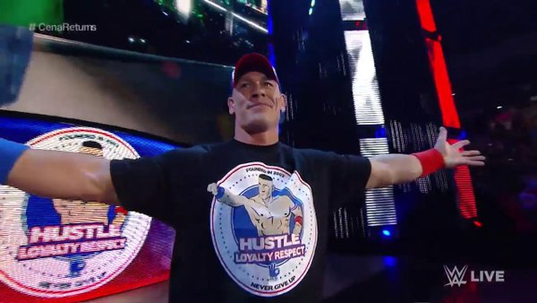 Gdzie John Cena trafi po podziale brandów?