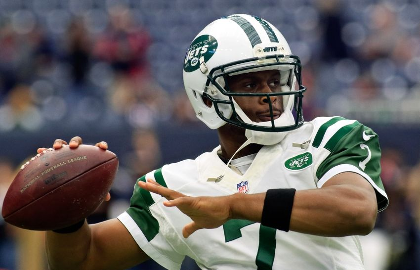 Geno Smith is 'pissed off' at Jets re-signing Ryan Fitzpatrick