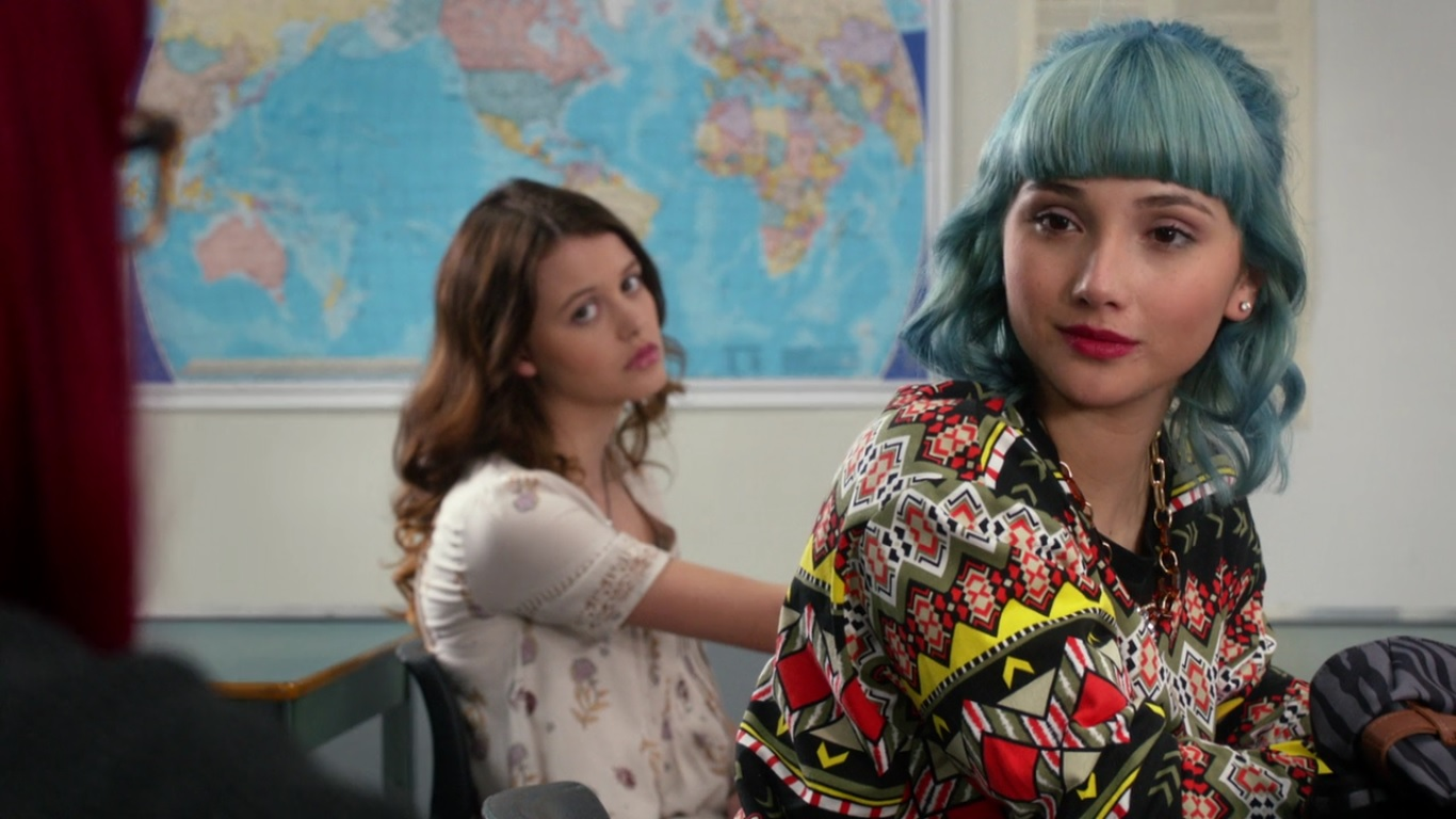 Degrassi OMG Moment Lola confronts Yael about her video.
