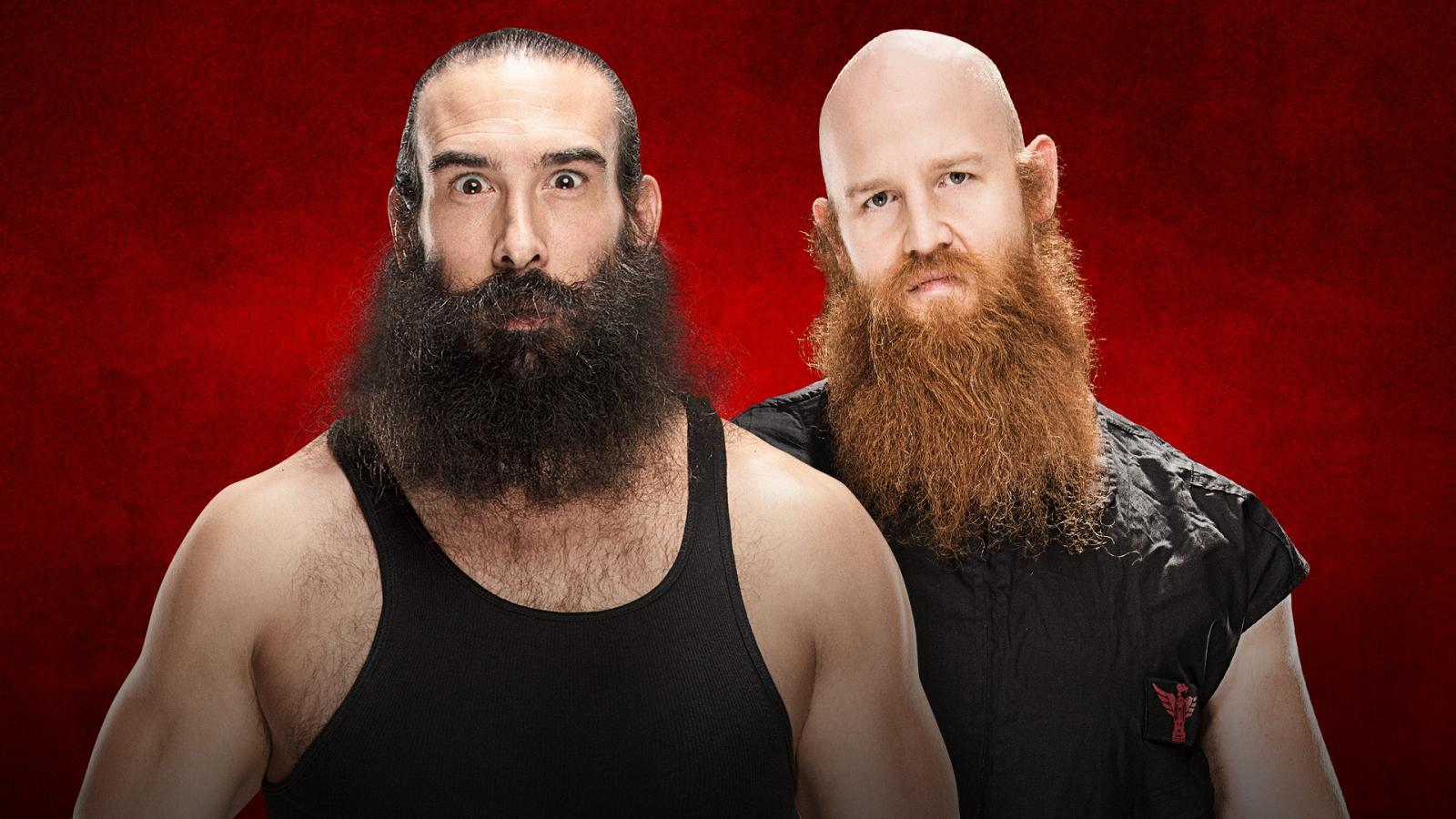 WWE Backlash 2017 results: Luke Harper vs Erick Rowan video highlights