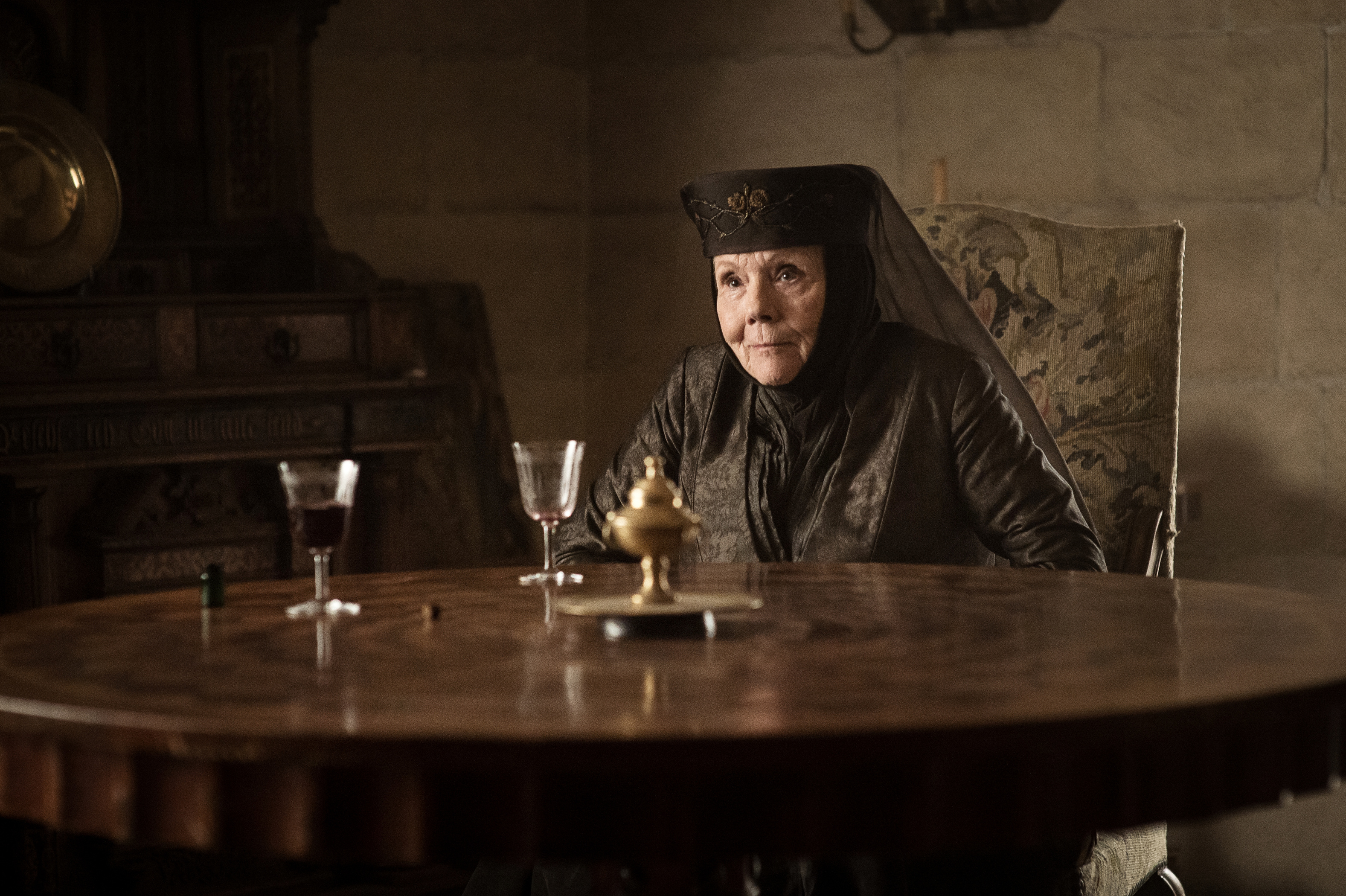 Game of Thrones: Olenna Tyrell wins her own death scene