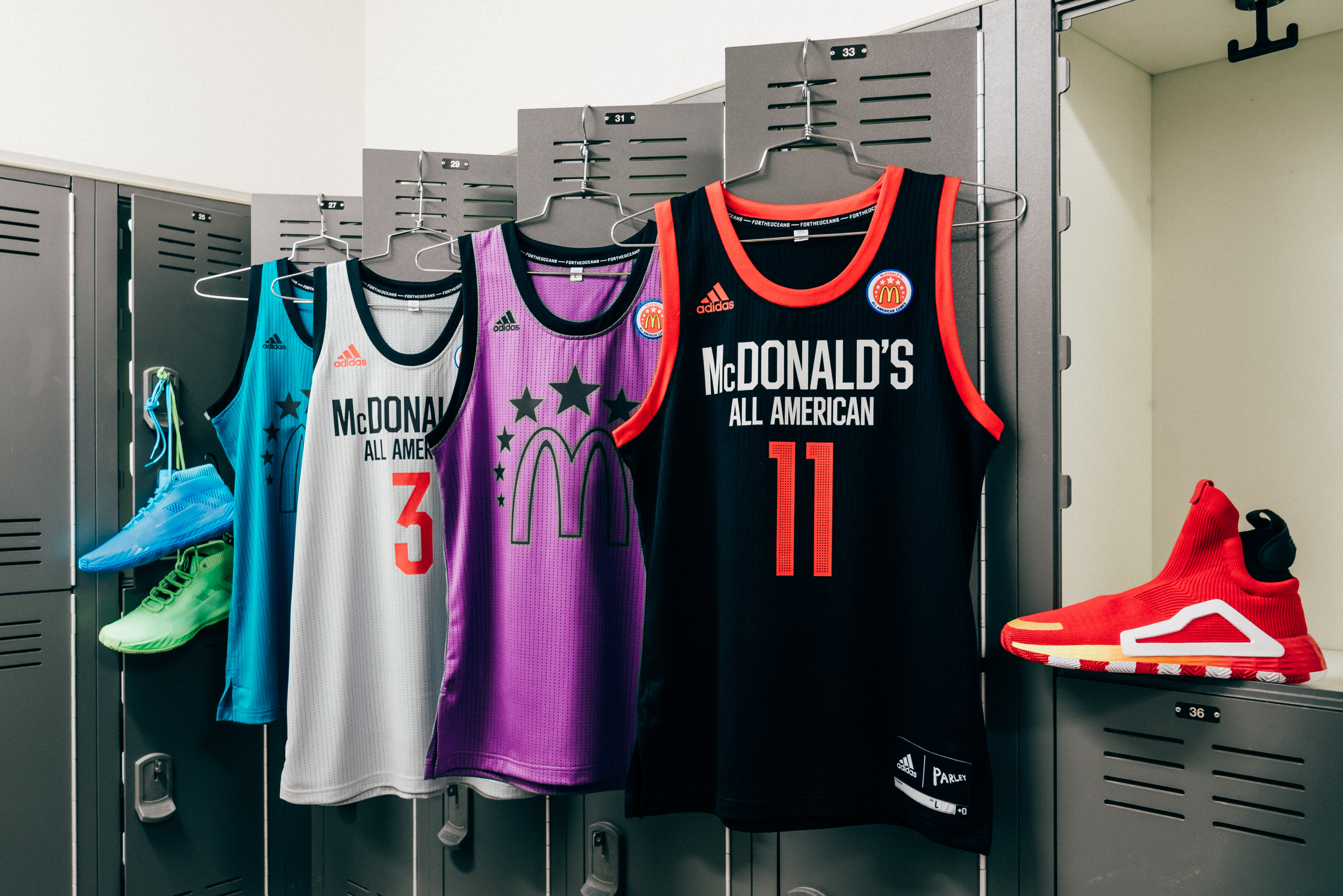 mcdonald's all american jersey 2019