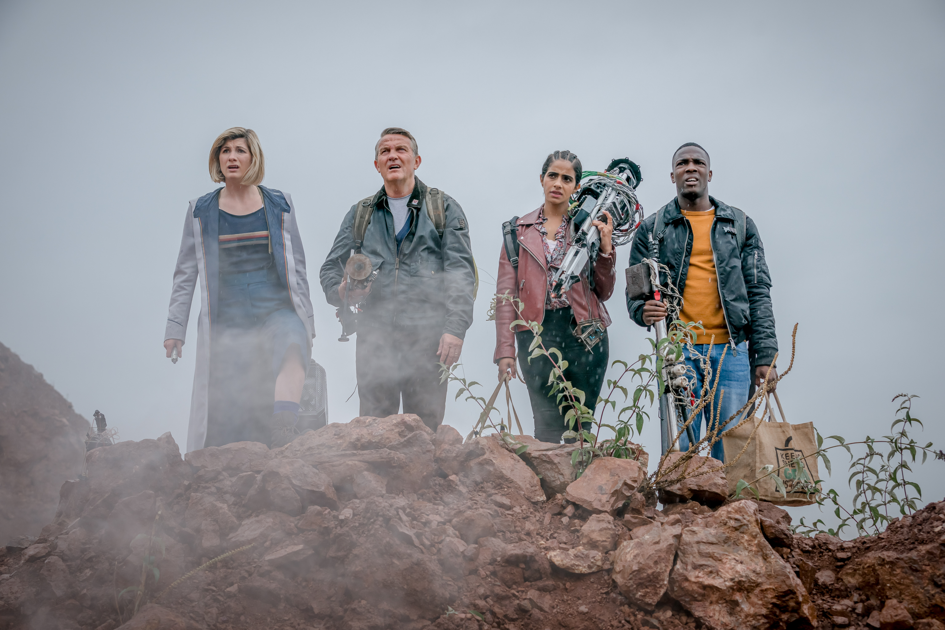 Doctor Who comes to the rescue in exciting sneak peek of season 12 finale