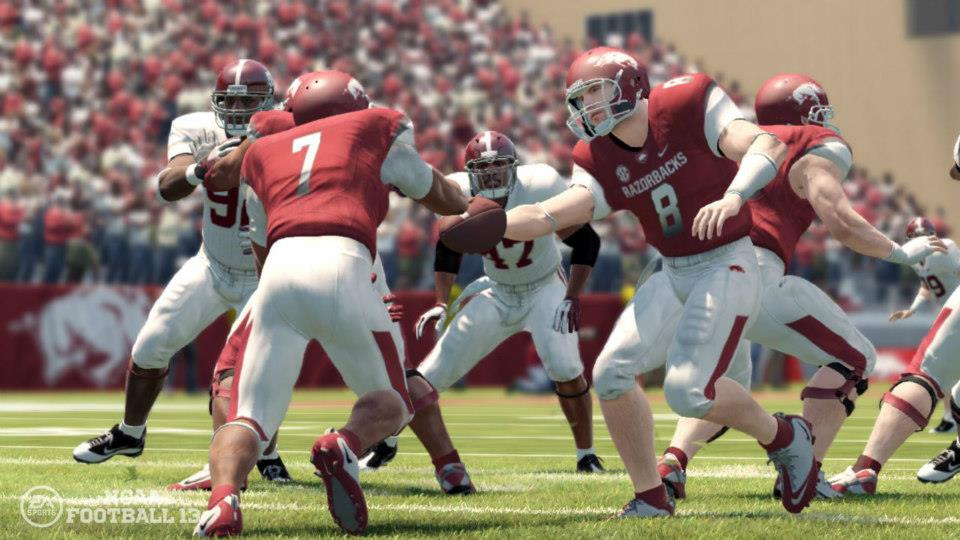 ae7cb4dd7 Here is a photo gallery of the uniforms included in the Uniform Store  courtesy of the NCAA Football 13 Facebook Page