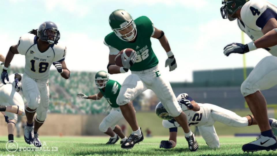 Ncaa Football 13 Opens Uniform Store With 23 Free New