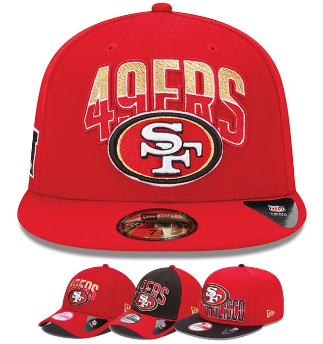 New Era Caps 2013 NFL Draft Collection (Photos) 56982c4c07af