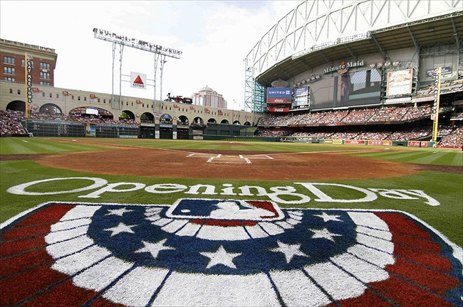 MLB Opening Day 2013: Schedule and TV Info