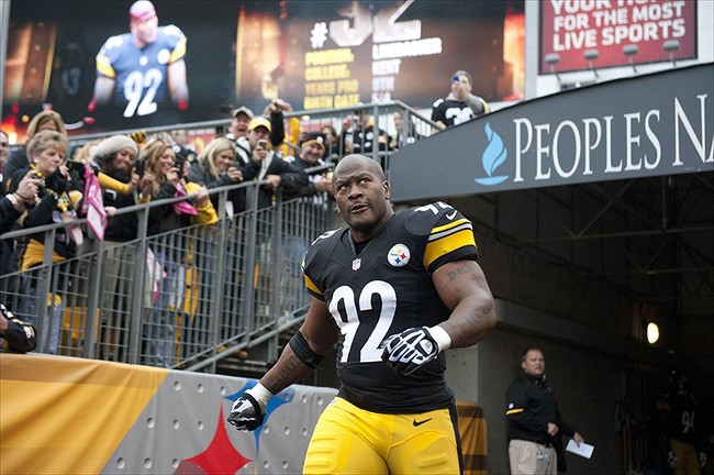Discount James Harrison, Cincinnati Bengals Closing in on Deal  supplier