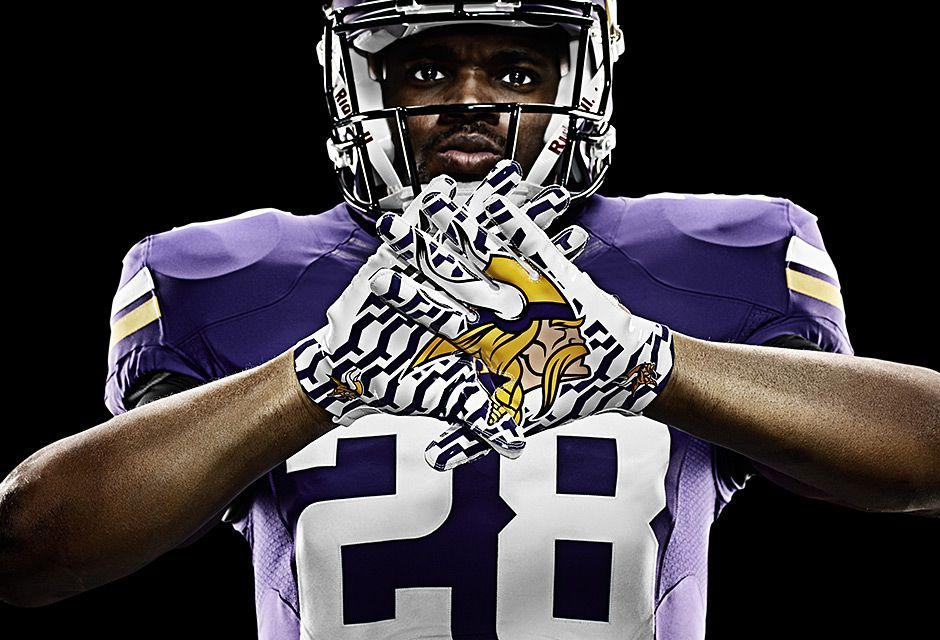 Minnesota Vikings New Uniforms Officially Unveiled By Nike