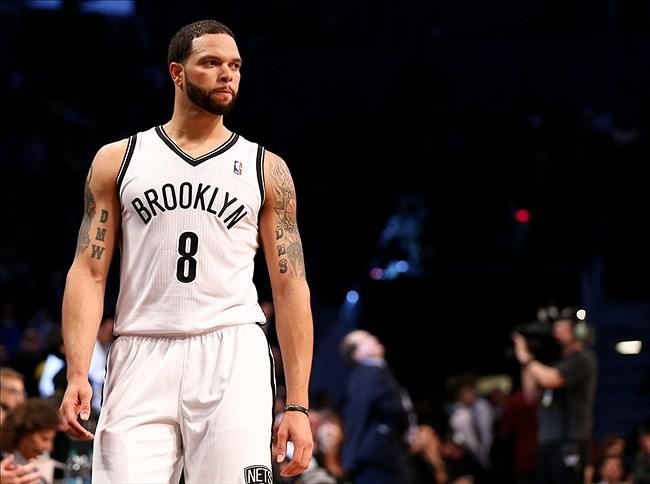 cbe6ca39fbb Brooklyn Nets Deron Williams Says He Used Criticism As Motivation
