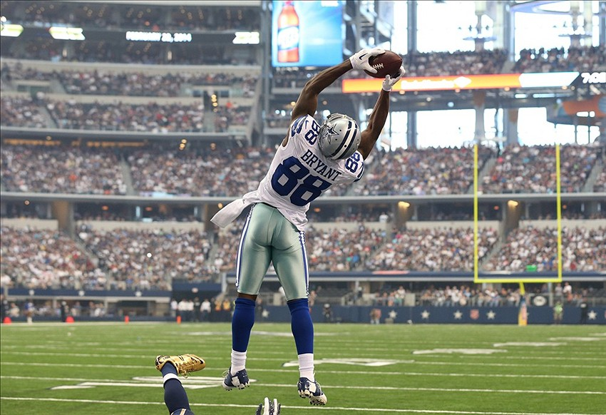 Nate Burleson Says Dez Bryant Is No Calvin Johnson
