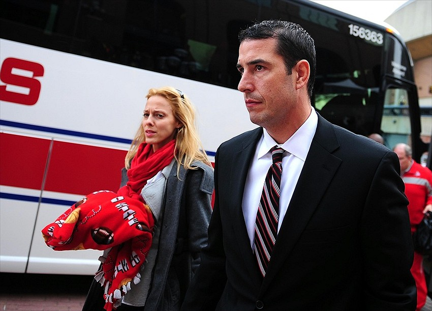 FAU interviews Ohio State assistant coach Luke Fickell for ...