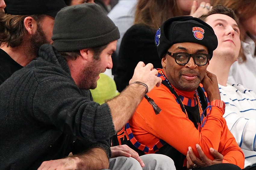 Image result for spike lee madison square garden gifs