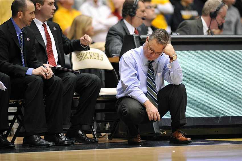 Southern Illinois coach Barry Hinson to miss Sunday's game
