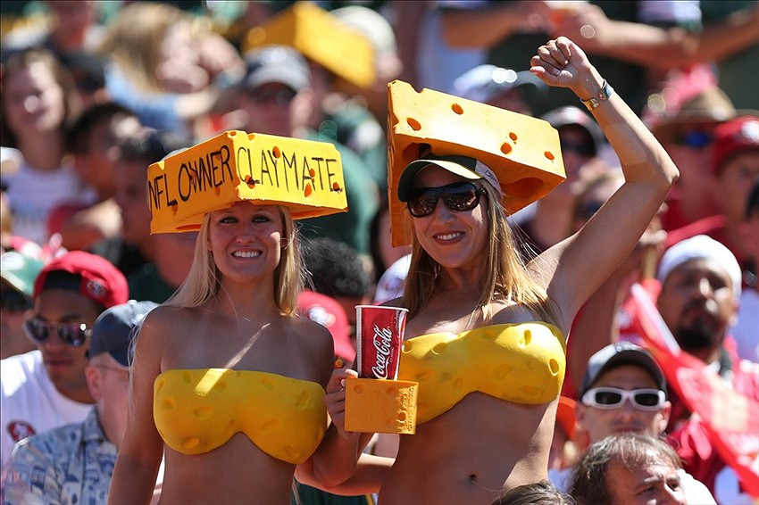Green Bay Packers Fans Selling Tickets To Sundays Game For As