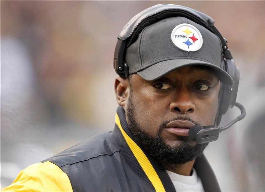 Steelers Tomlin I Accept The Fine And I Will No Longer