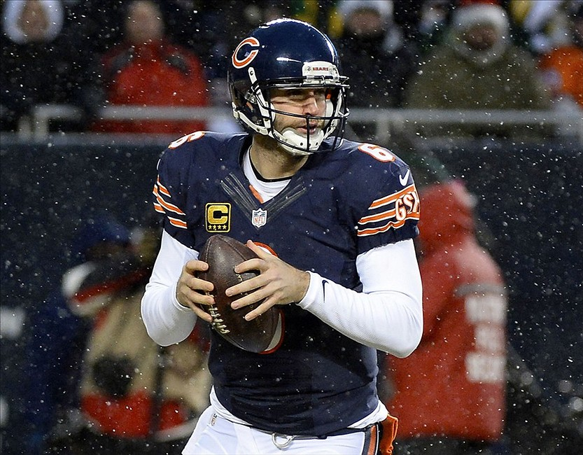Report Jay Cutler Unlikely To Return Chicago Bears