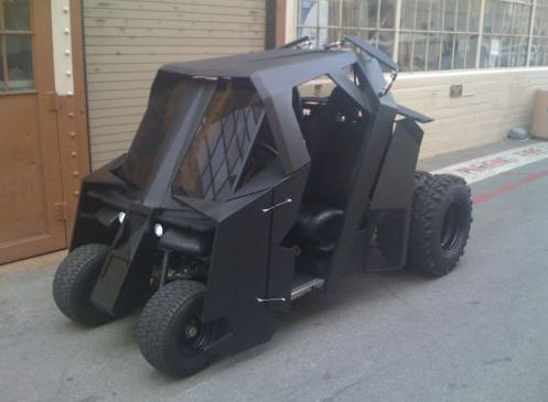 The Seller Claims That This Golf Cart Was Driven On Warner Bros Lot During Filming To Serve As A Complement Real One