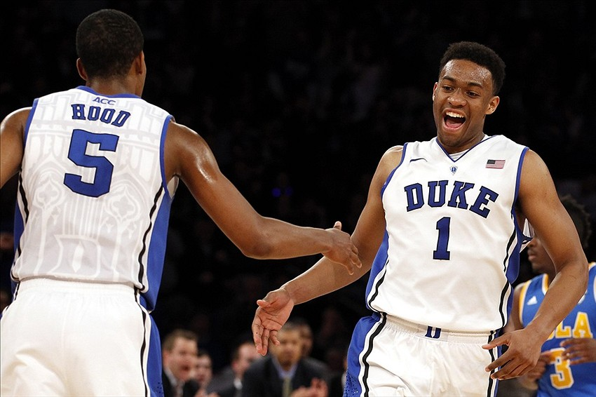 Jabari Parker NBA Draft Rumors Jabari Parker a lock for No 1 pick if Utah Jazz