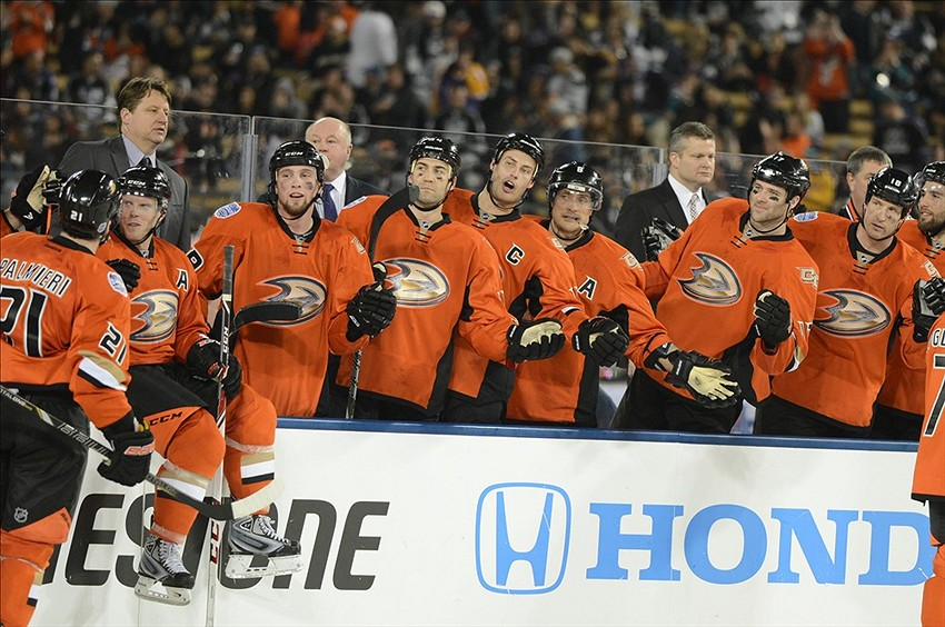 buy online d6fd8 52938 NHL Trade Rumors: Anaheim Ducks want to be buyers at trade ...