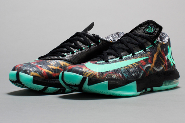 huge discount 5f7b5 63749 NBA All-Star Game 2014  Nike unveils LeBron James, Kevin Durant and ...