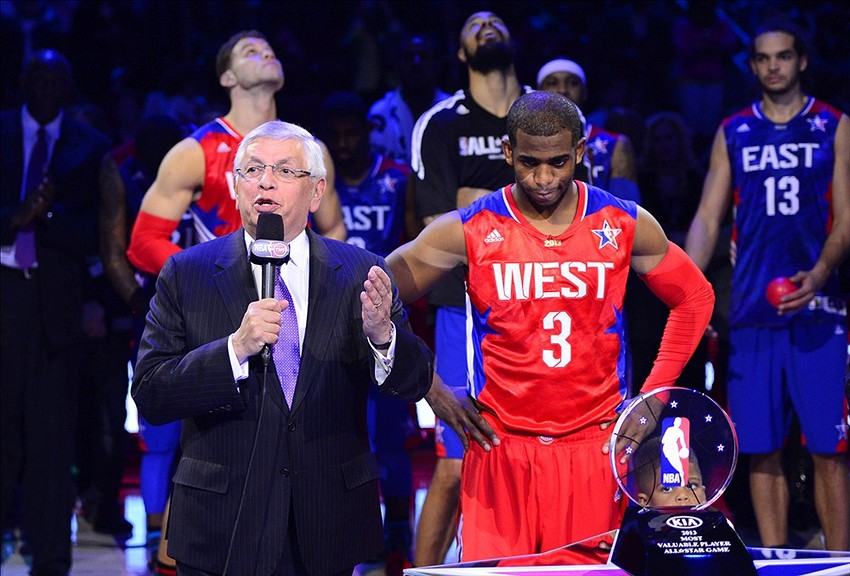 reputable site 840a7 81fb7 NBA All-Star Weekend: All-Star Game MVP odds