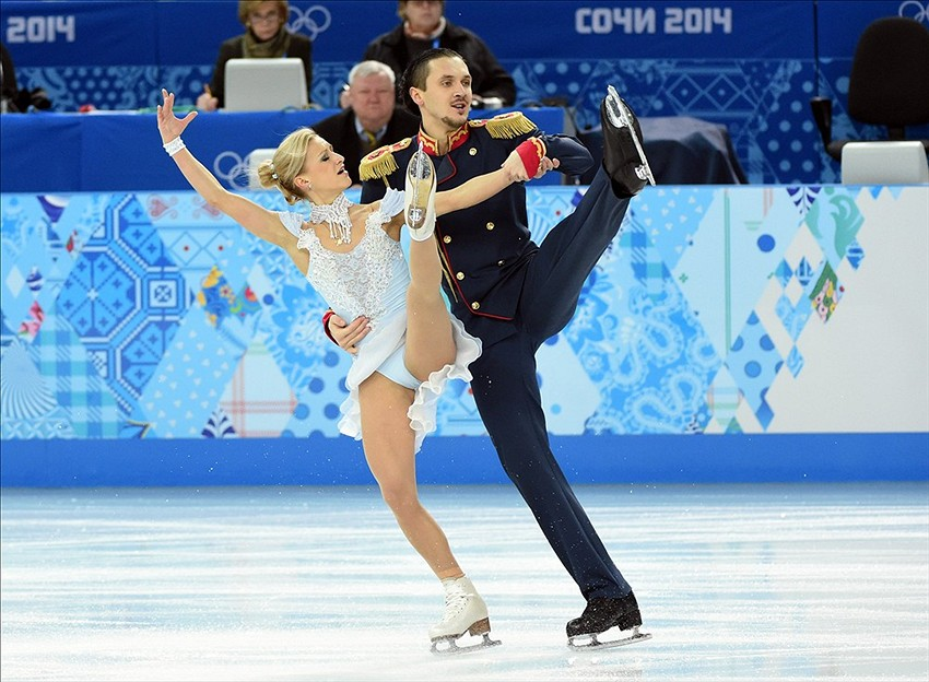 russian pairs skaters 2014 dating Russian figure skaters evgenia tarasova and vladimir morozov won gold in the pairs skating competition on february 8th but who exactly are the dynamic duo.