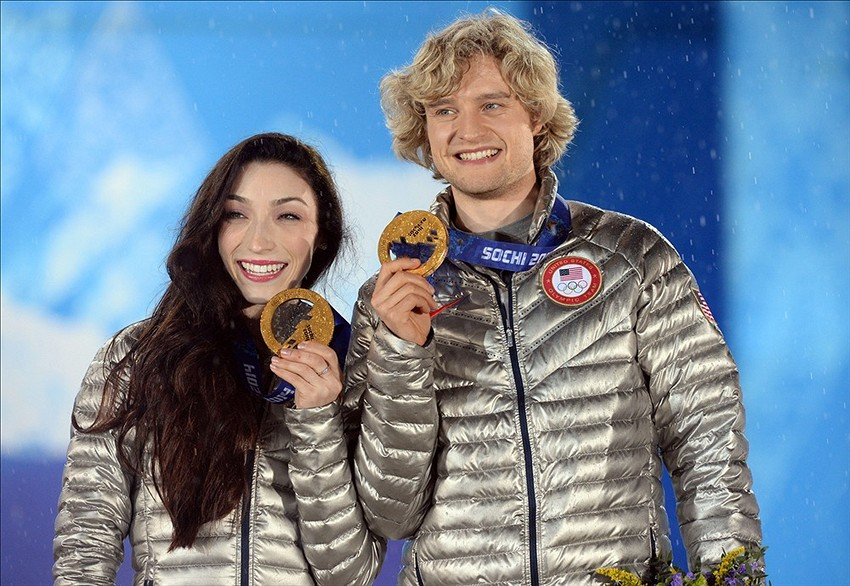 2014 Sochi Winter Olympics Medal Count Day 12 Standings