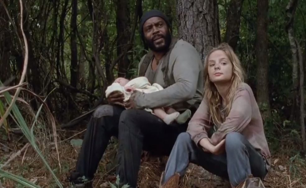 The Walking Dead: The Best GIFs of the Night (GIF)