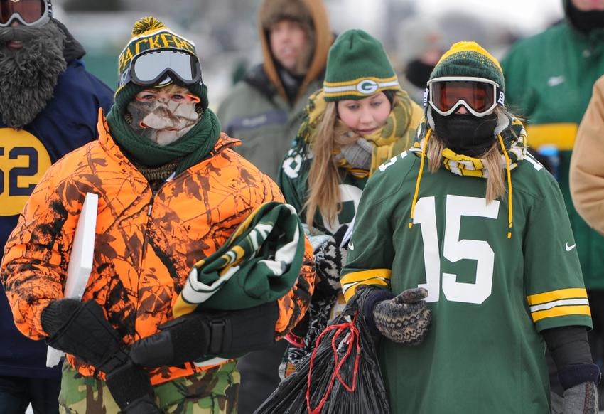 Green Bay Packers fans have their own dating site