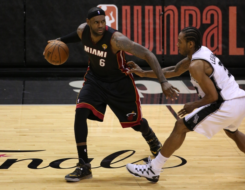 c734baa14f0 LeBron James  Rewriting his legacy in Cleveland