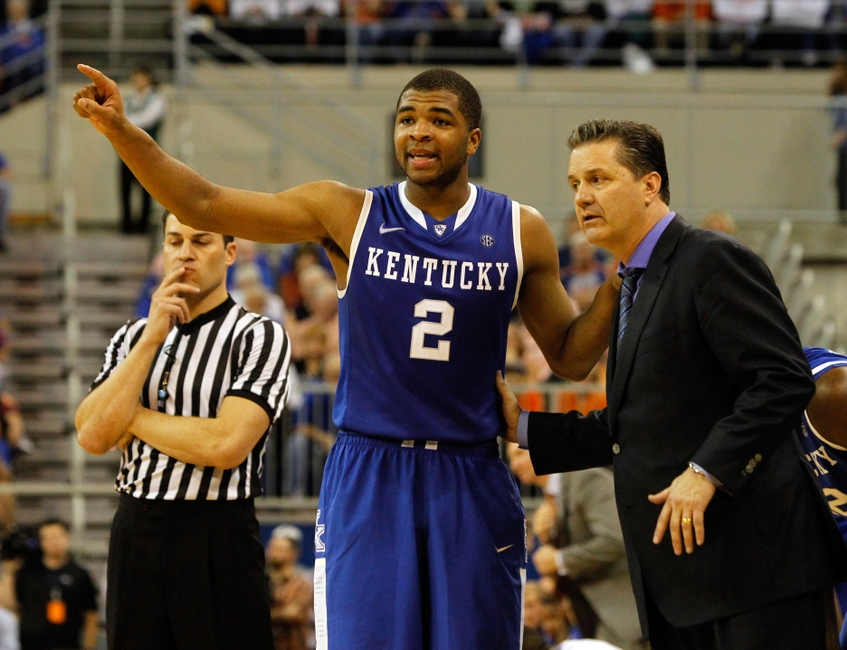 Kentucky Basketball Top 5 Point Guards Of The John: 75 Best College Basketball Programs Of All-Time