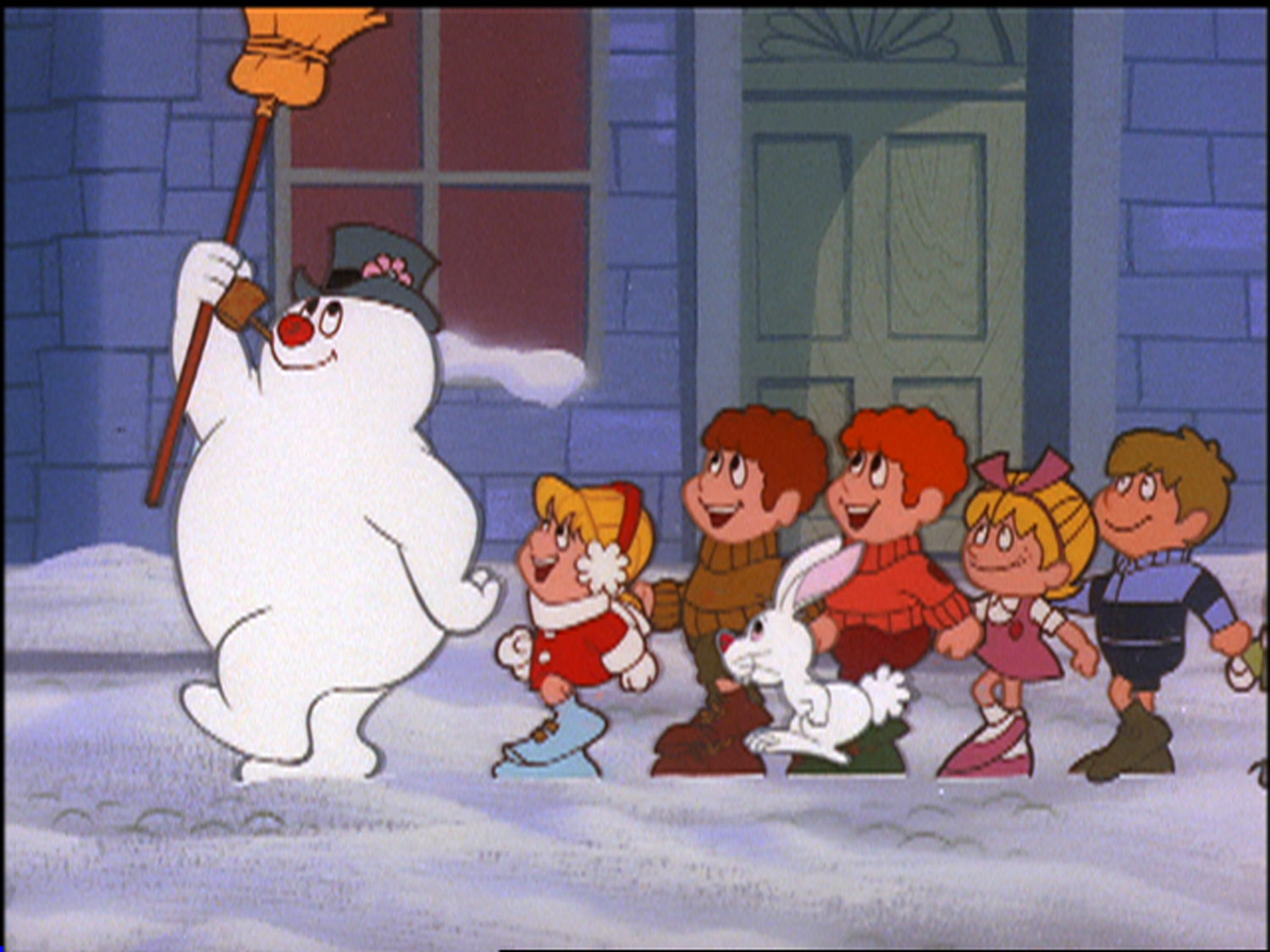 17 frosty the snowman - Best Animated Christmas Movies