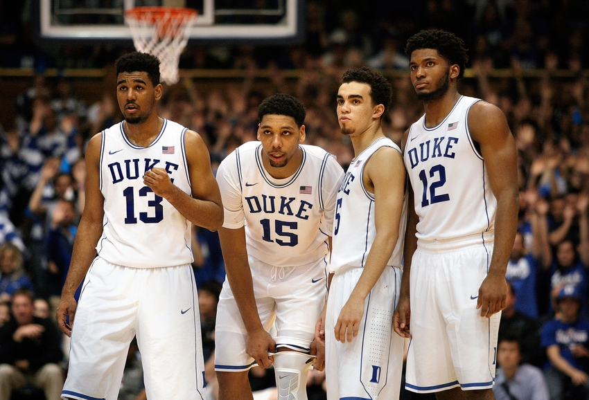 College Basketball Top 10 2015 Nba Draft Prospects