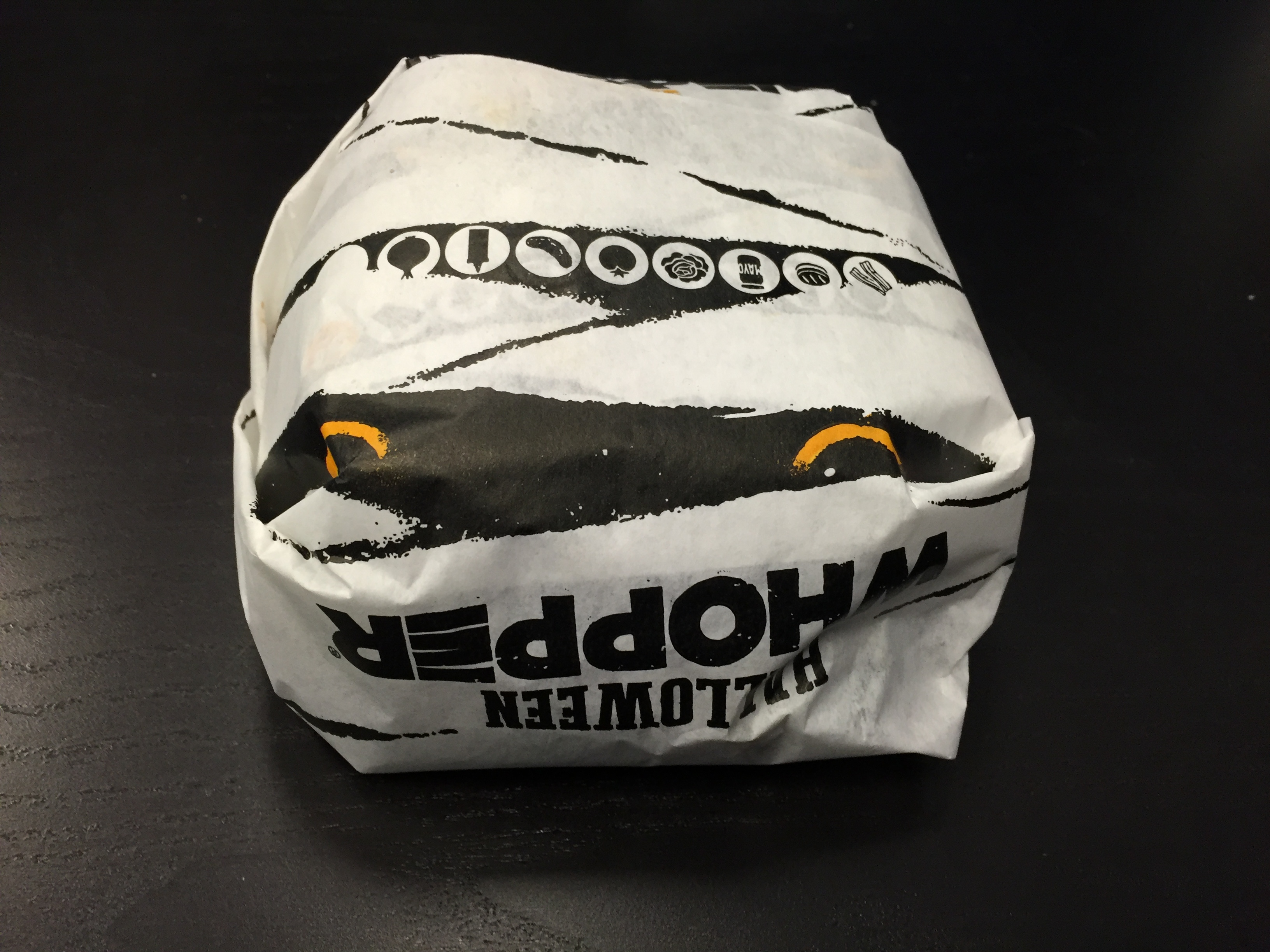 Burger King black bun Halloween Whopper review: Is it any good?