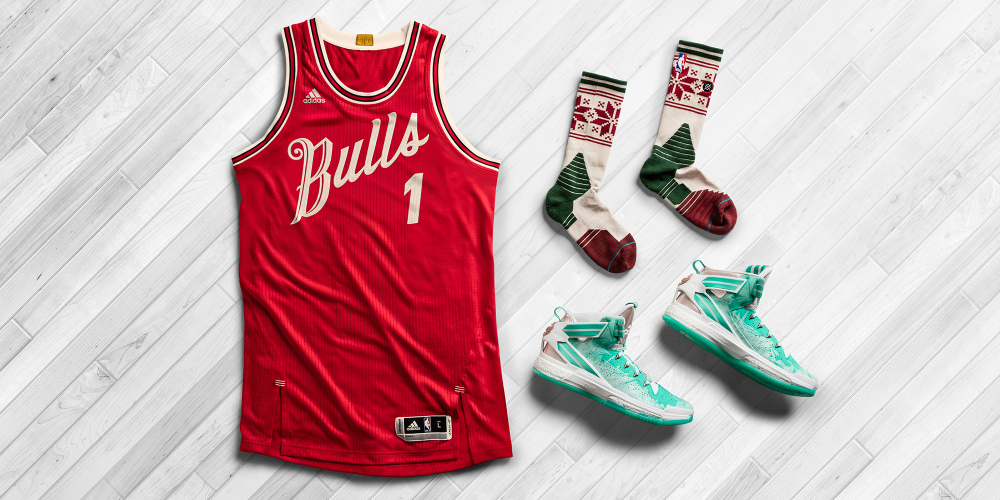 reputable site f1e0d d424a NBA unveils Christmas Day uniforms and they are perfect