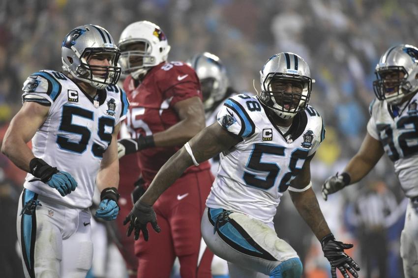 4ef95bf2ec9 NFC Championship Game 2016  5 reasons the Carolina Panthers could beat the  Arizona Cardinals