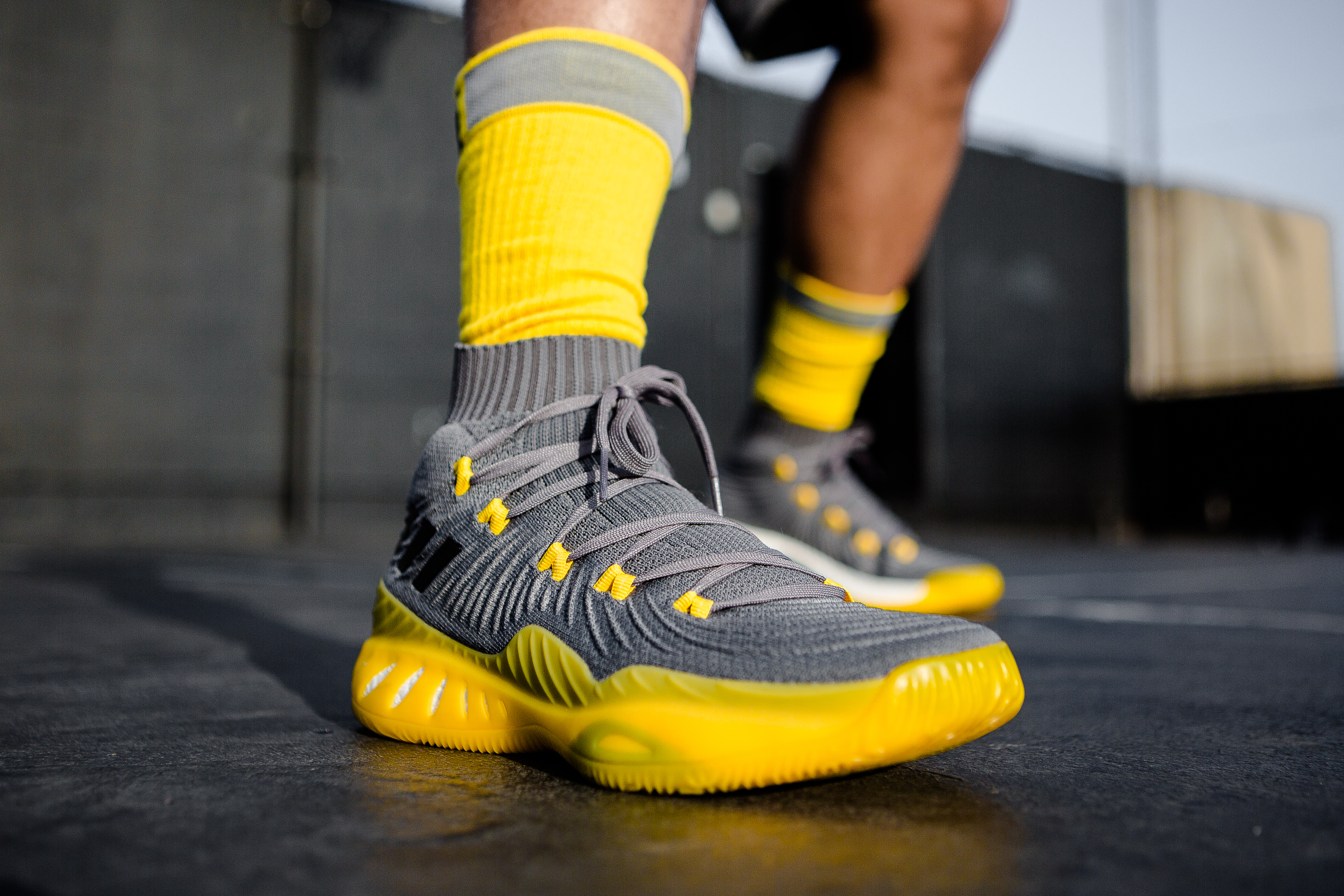 In addition to the functionality, the design is clean and, unlike a lot of basketball  shoes, isn't comically hokey. Previous Crazy Explosive iterations look ...