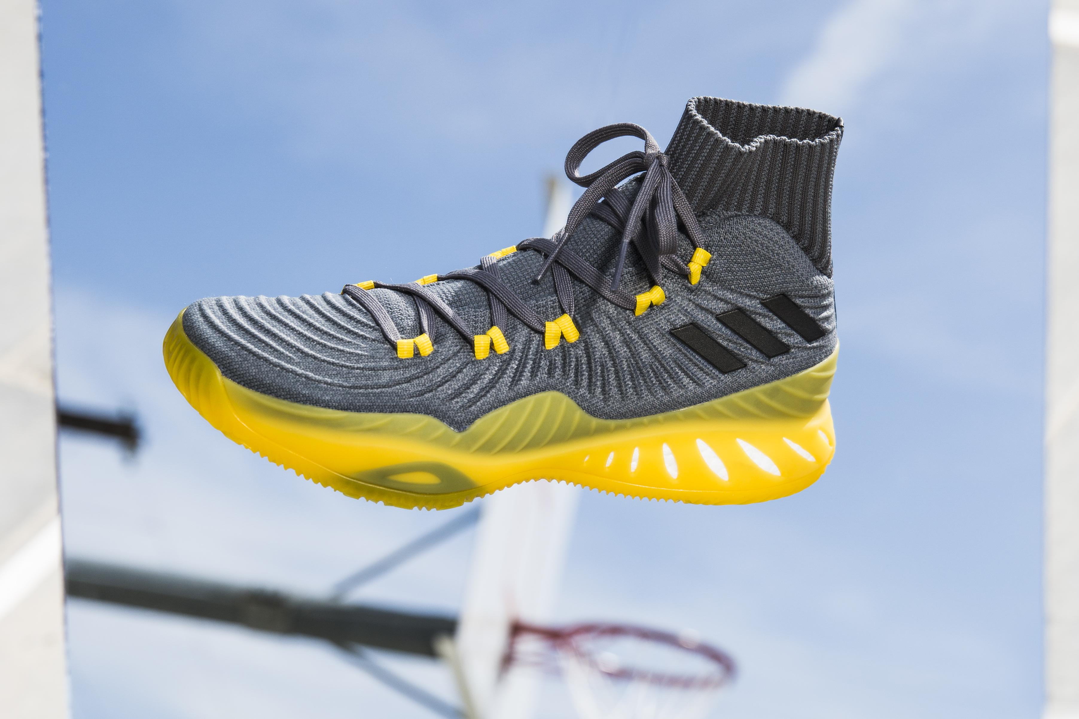 super popular 7fcab 9efc4 adidas announces release of Crazy Explosive 17 basketball sh