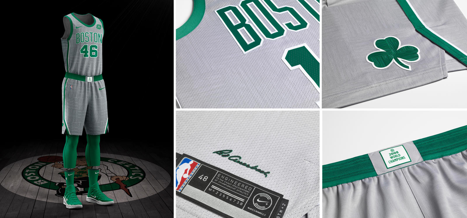 25b99a4cef24 Nike releases dope NBA City edition uniforms
